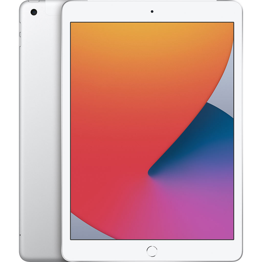 Apple iPad 10.2 inch gen 8th 2020 MYMM2ZA/A (Silver)