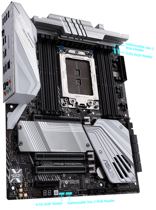Mainboard ASUS Prime TRX40 Pro