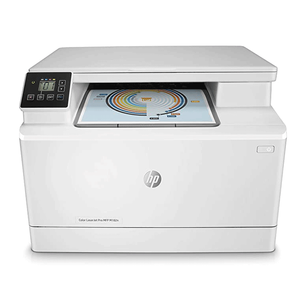 Máy in HP Color LaserJet Pro MFP M182n 7KW54A