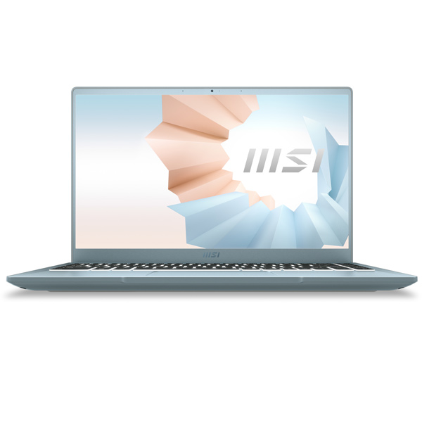 Laptop MSI Modern 14 B11MO-010VN (Bluestone)