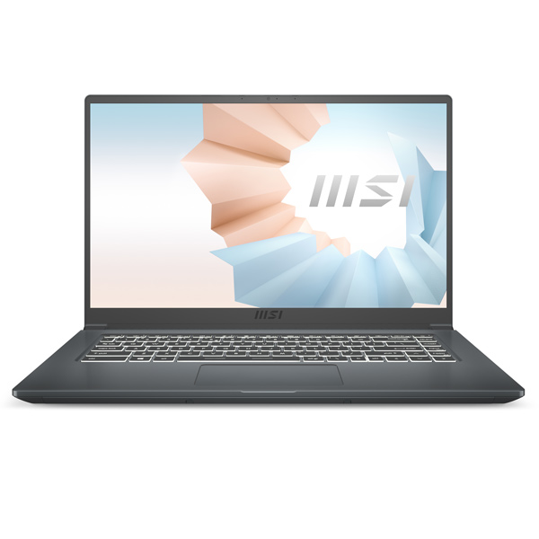 Laptop MSI Modern 15 A11M-200VN (Grey)