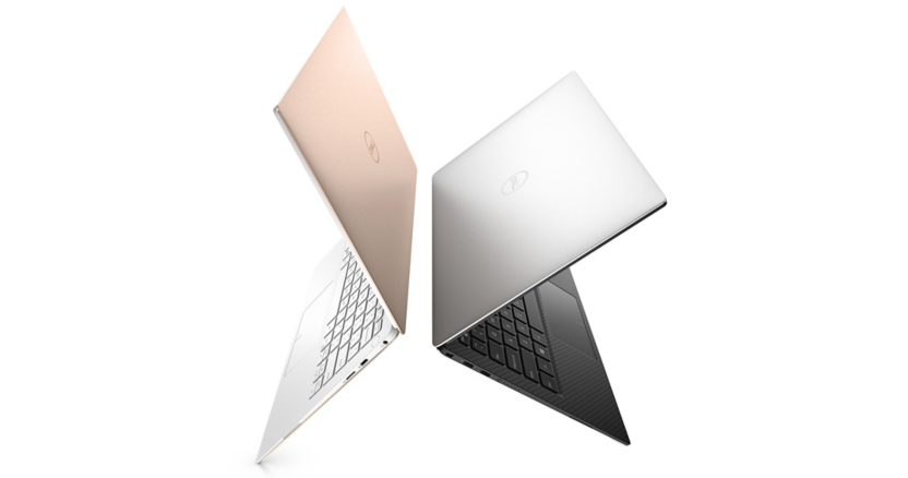 Laptop Dell XPS13 9370-415PX2 (I7-8550U) (Bạc)