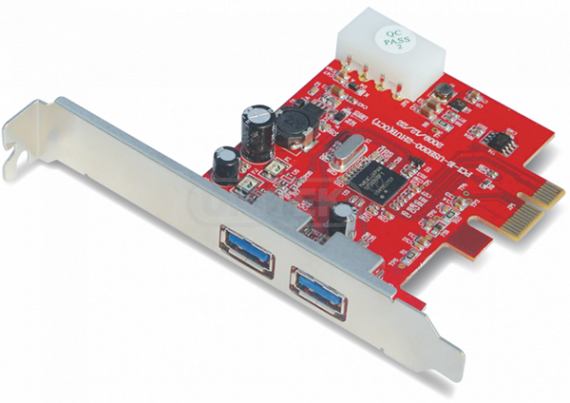 CARD PCI TO USB 3.0 Unitek Y 7301
