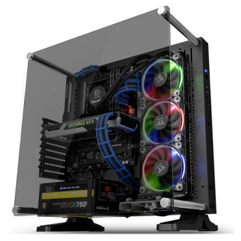 Case THERMALTAKE Core P3 Tempered Glass Edition