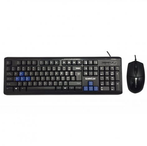 Keyboard + Mouse Sumtax Fox-4
