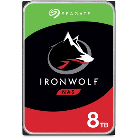 HDD 8TB Seagate Ironwolf ST8000VN004