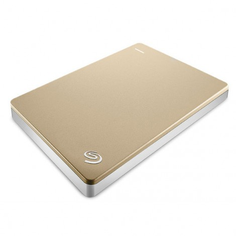 HDD 2TB Seagate Backup Plus (Gold)