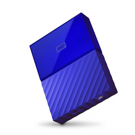 HDD 2TB WD My Passport Portable WDBS4B0020BBL-WESN