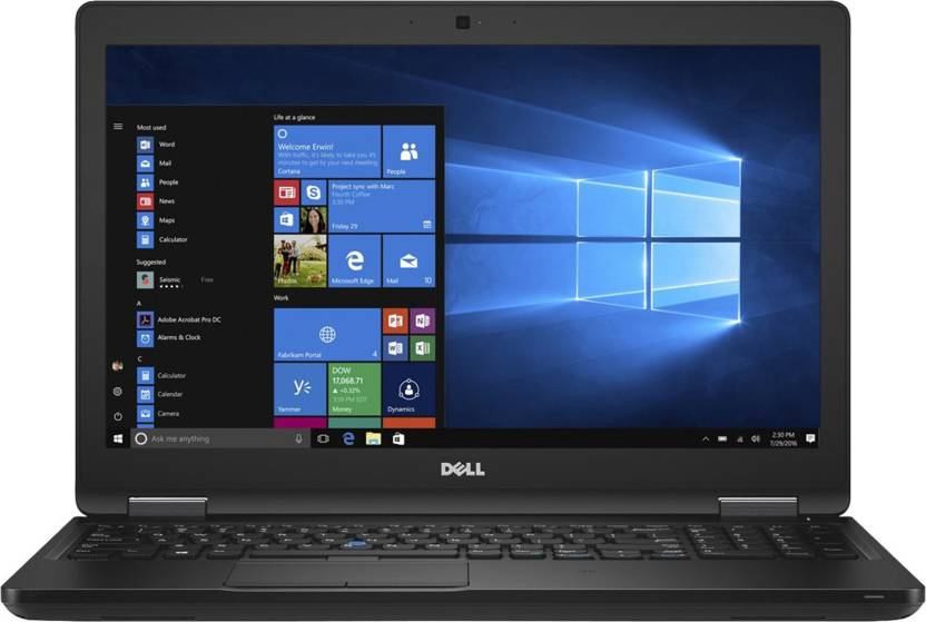 LAPTOP DELL VOSTRO 3578-NGMPF21 BLACK