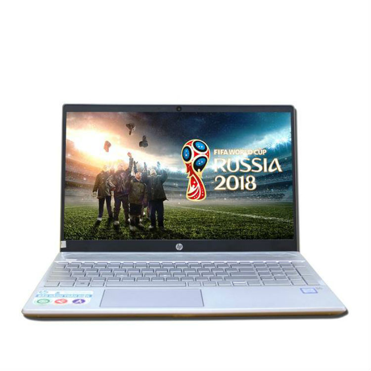Laptop Hp Pavilion 15-cs0014TU 4MF01PA (Bạc) Alu