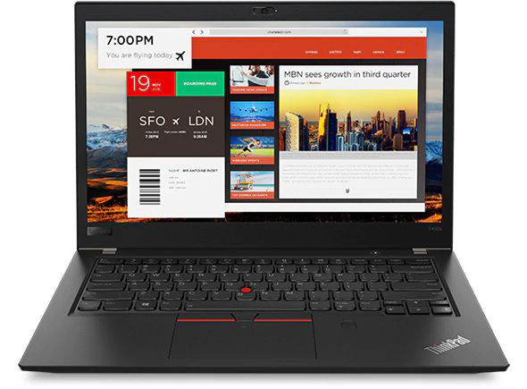 Laptop Lenovo Thinkpad T480s-20L7S00T00 (I5-8250U)