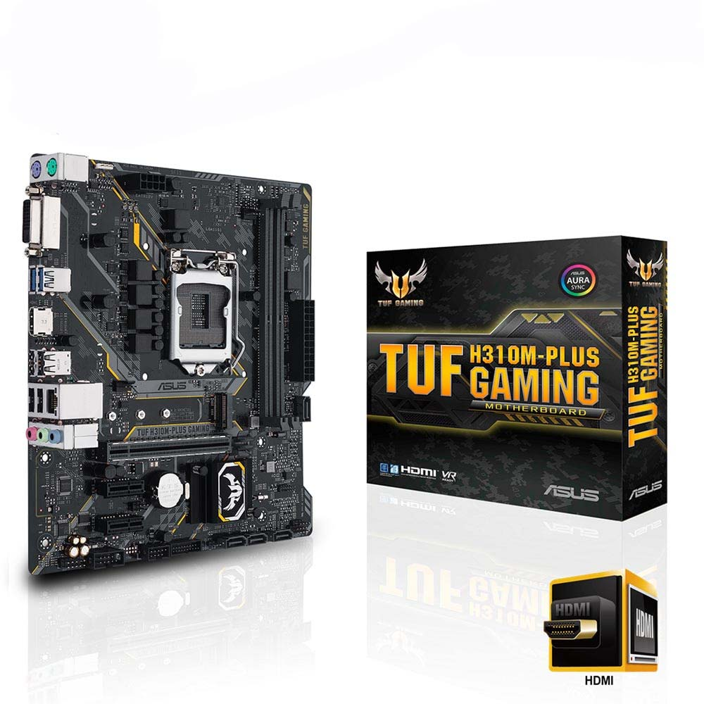 Mainboard Asus TUF H310M-Plus Gaming