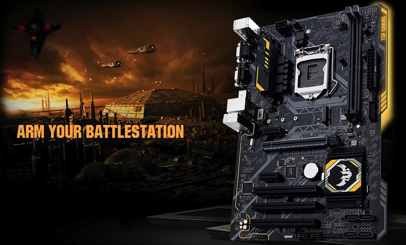 Mainboard Asus TUF H310-Plus Gaming