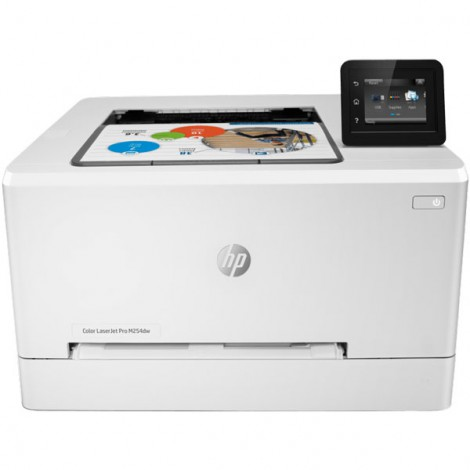 Máy in HP Color LaserJet Pro MFP M254DW T6B60A