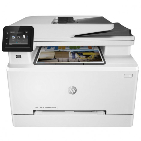 Máy in HP Color LaserJet Pro MFP M281fdn (T6B81A)