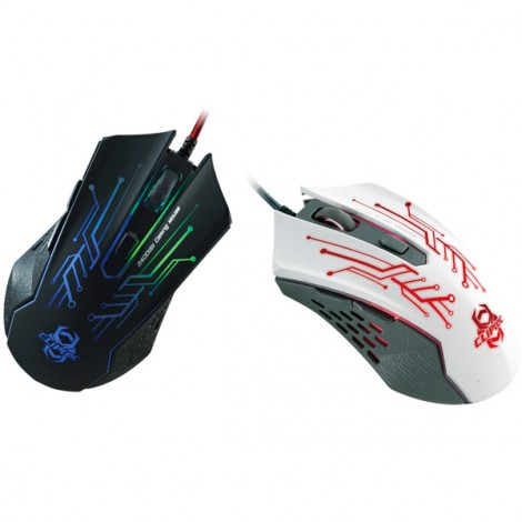 Mouse Cliptec RGS562