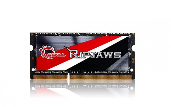 RAM Laptop 4GB G.Skill F3 1600C11S 4GRSL Bus 1600 For Haswell