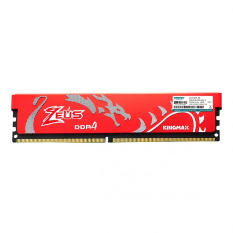 RAM Desktop 8GB Kingmax HEATSINK (Zeus) Bus 3200Mhz