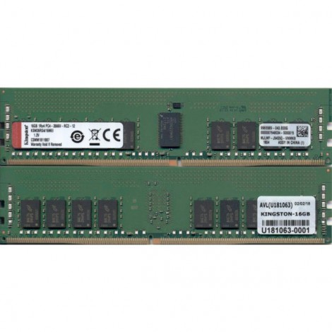 RAM Server 16GB Kingston Bus 2666MHz KSM26RS4/16MEI