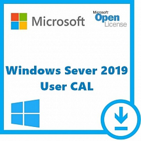 Phần mềm Microsoft Windows Server CAL 2019 SNGL OLP NL UsrCAL R18-05768