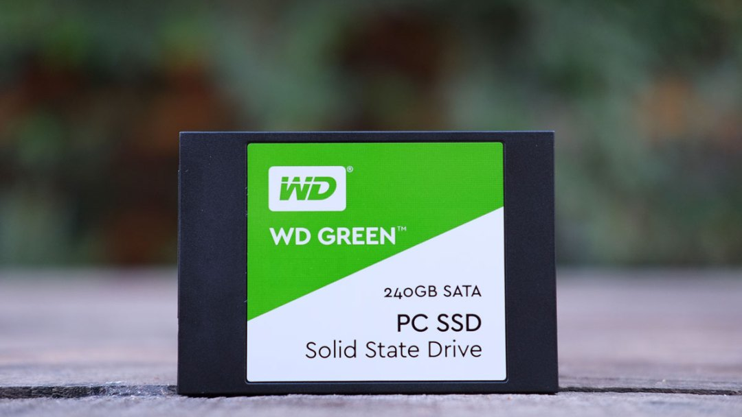 SSD WD Green 120GB (WDS120G2G0A)