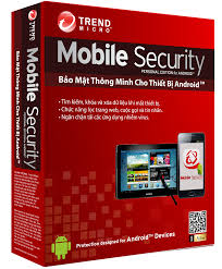 PHẦN MỀM DIỆT VIRUS TRENDMICRO Mobile Security