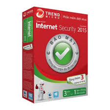 PHẦN MỀM DIỆT VIRUS TRENDMICRO Internet Security 2015 (3PC) - BOX