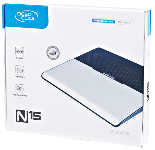 Fan notebook Deepcool N15