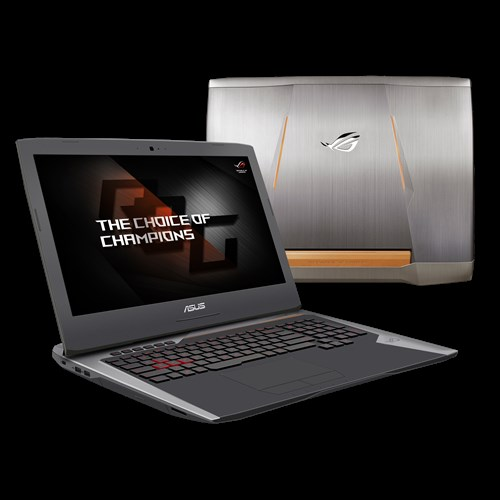 LAPTOP ASUS GL753VE - GC059 (i7 7700HQ)