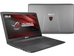 LAPTOP ASUS GL553VE - FY329 (i7 7700HQ) (ĐEN)