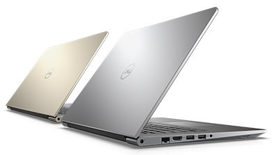 LAPTOP DELL INS15 5567 - M5I5384 (XÁM)