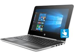 LAPTOP HP PAVILION X360 11 - AD032TU (3MS14PA) (BẠC)