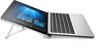 LAPTOP HP ELITE X2 1012 (W9C59PA) (Xám)