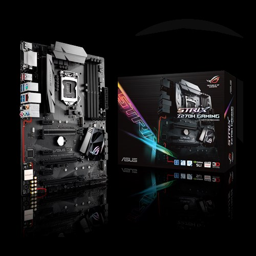 MAINBOARD ASUS STRIX Z270H GAMING