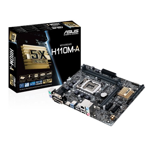 MAINBOARD ASUS H110M- A
