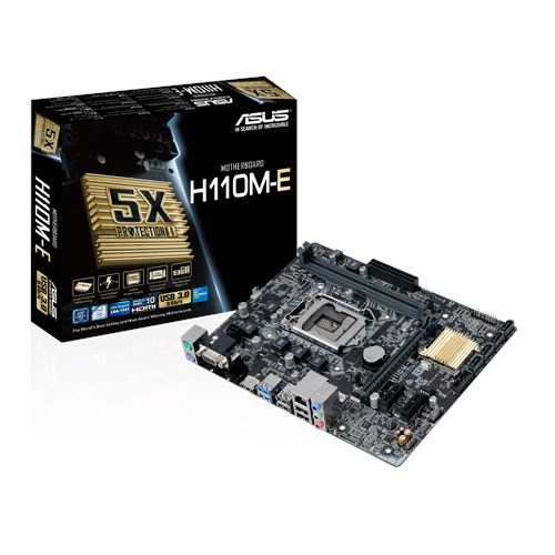 MAINBOARD ASUS H110M - E/M2