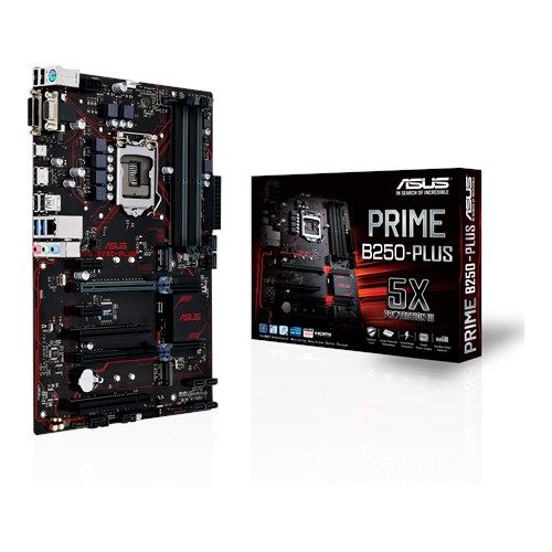 MAINBOARD ASUS PRIME B250 - PLUS