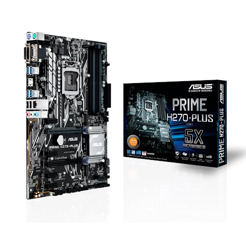 MAINBOARD ASUS PRIME H270 - PLUS