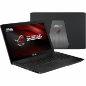 Laptop Asus GL552VX-DM143D (I5-6300HQ) (Xám)