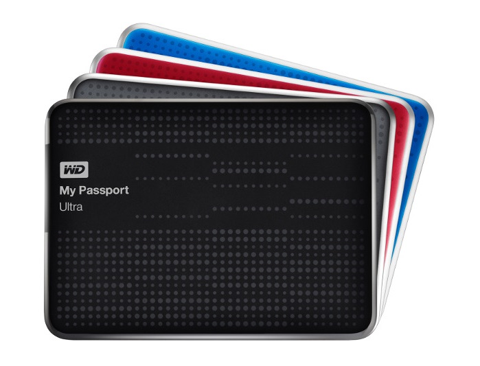 "HDD WD 2TB PASSPORT ULTRA 2.5"" USB3.0"