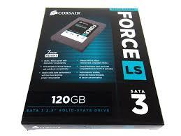 SSD CORSAIR 120GB- F120GBLS