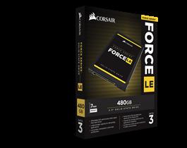 SSD CORSAIR 480GB- F480GBLEB