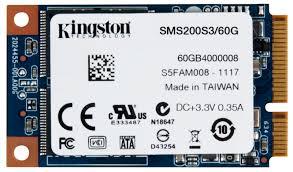 SSD KINGSTON 60GB SMS200S3 (mSATA)