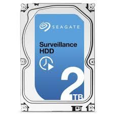 HDD SEAGATE 2TB SURVEILLANCE SATA