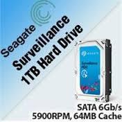 HDD SEAGATE 1TB SURVEILLANCE SATA