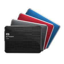"""HDD WD 1TB PASSPORT ULTRA USB3.0 2.5"""""""