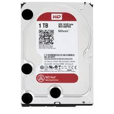 HDD WESTERN 1TB- WD10EFRX SATA III (ĐỎ)