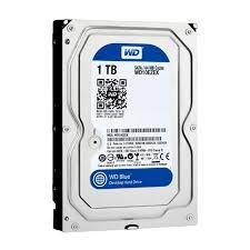 HDD WESTERN 1TB- WD10EZEX SATA III (XANH)